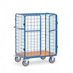 Paketwagen mit Doppelflügeltüren kaufen