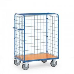 Paketwagen mit Drahtgitterwänden kaufen