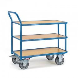 Tischwagen mit 3 Etagen - 400kg Traglast kaufen