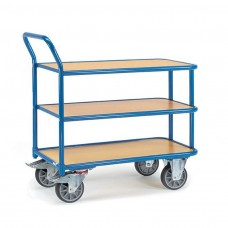Tischwagen mit 3 Etagen - 400kg Traglast