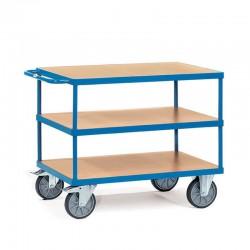 Tischwagen mit 3 Etagen - bis 600kg kaufen