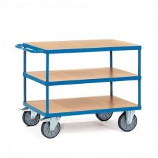 Tischwagen mit 3 Etagen - bis 600kg