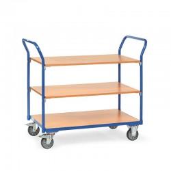 Tischwagen mit 3 Etagen - 200kg Traglast kaufen