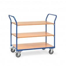 Tischwagen mit 3 Etagen - 200kg Traglast