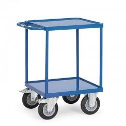 Tischwagen mit 2 Randböden - 600 x 600 mm kaufen