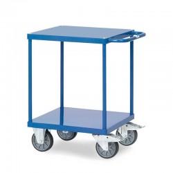 Tischwagen mit 2 Böden - 600 x 600 mm kaufen