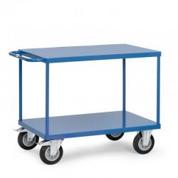 Tischwagen mit 2 Stahlblech-Plattformen kaufen