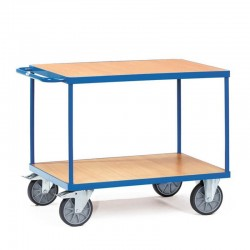 Tischwagen mit 2 Böden - Ladefläche wählbar kaufen