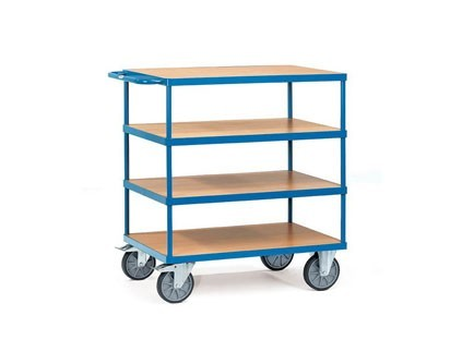 Tischwagen mit 4 Etagen kaufen